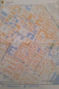 Parkeringskart for Sarpsborg